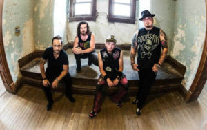 Black Stone Cherry Harry Reese Photo