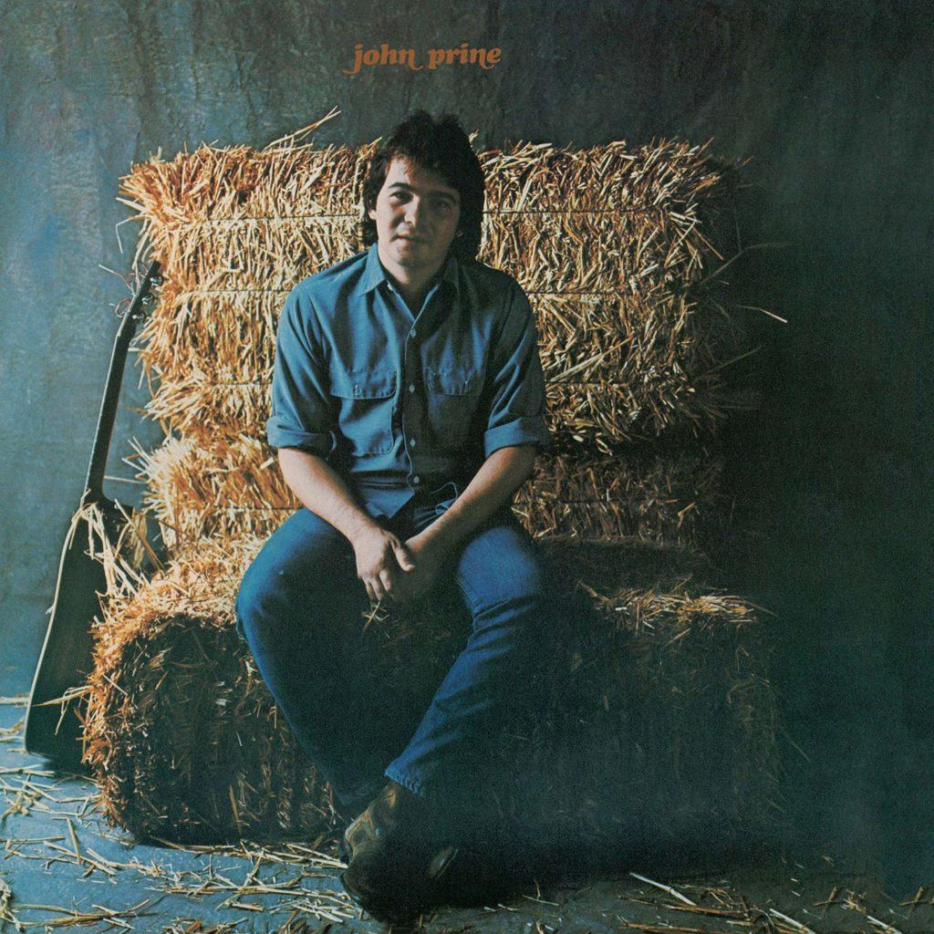 John Prine - John Prine Album Cover
