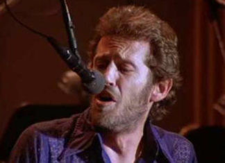 Levon Helm Still Image From Film The Last Waltz