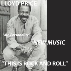 Lloyd Price This is Rock and Roll Album Cover Art