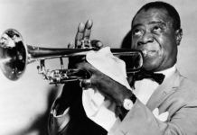 Louis Armstrong 1952 Library of Congress