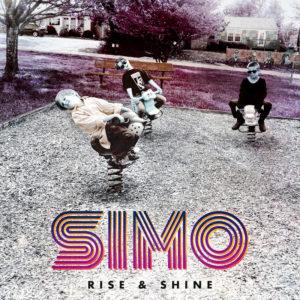 SIMO Rise & Shine Album Cover Art