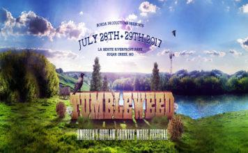 Tumbleweed Music Festival Header