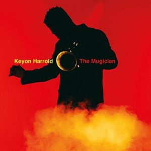Keyon Harrold The Mugician Cover Art