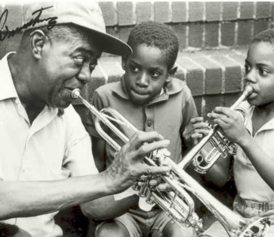 Louis Armstrong and Children 1987 Shorefire Media
