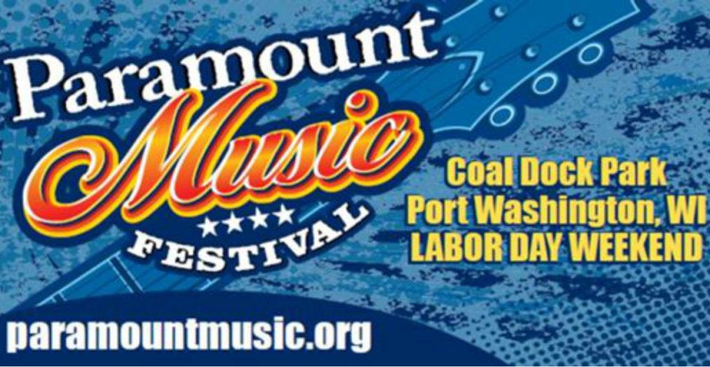 Paramount Music Fest Banner