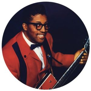 Picture Disc - Bo Diddley I'm a Man Live 84 Cleopatra
