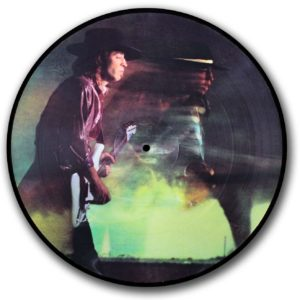 Picture Disc - Stevie Ray Vaughan Couldn't Stand the Weather - Vinyl Underground