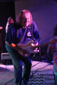 Walter Trout at Chrome Lounge Omaha