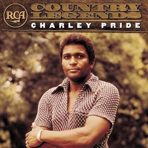 Charley Pride RCA Country Legends Album Cover