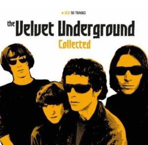 The Velvet Underground Collected Album Cover