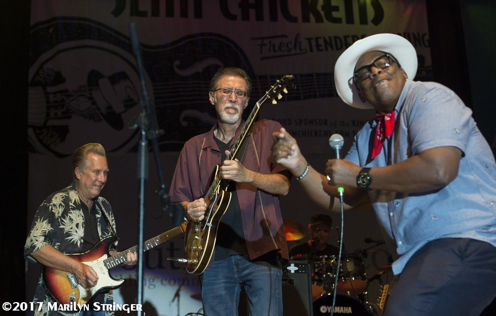 King Biscuit Blues Festival 2020.King Biscuit Blues Festival Opening Jam American Blues Scene