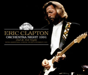 Eric Clapton Orchestra Night 1991