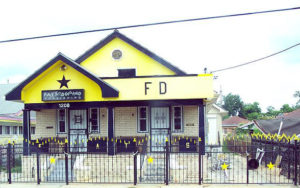 Fats Domino Home 9th Ward New Orleans