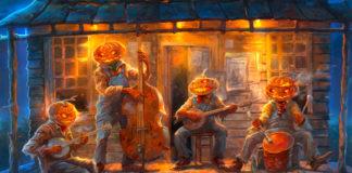 Halloween Blues sabin-boykinov