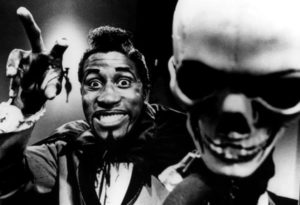 Screamin Jay Hawkins with Henry