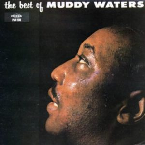 The Best of Muddy Waters Album Cover