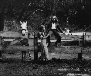 Van Morrison with Janet Morrison from Tupelo Honey album