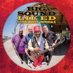 Lil' Ed & The Blues Imperials The Big Sound album cover