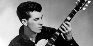 Link Wray Courtesy of Q Prime Artist Management