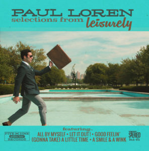 Paul Loren Selections From Leisurely Cover