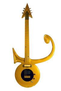 Prince Love Symbol Guitar