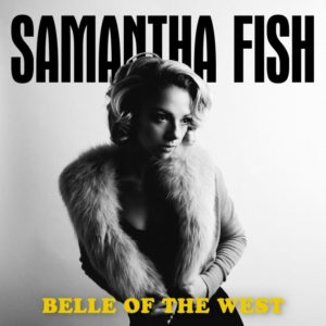 Samantha Fish Belle of the West Cover