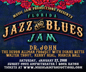 Florida Jazz and Blues Jam 2018