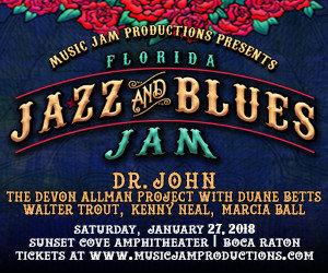 Florida Jazz and Blues Jam 2018