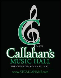 Callahan's Music Hall logo