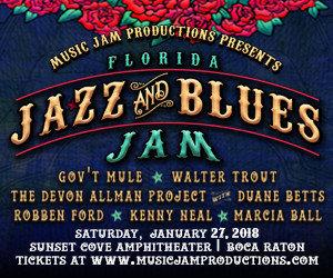 Florida Jazz and Blues Jam 2018 300×250