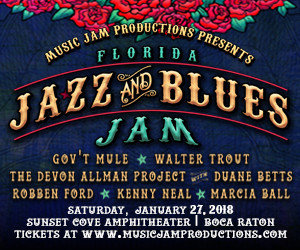 Florida Jazz and Blues Jam 2018 300×250