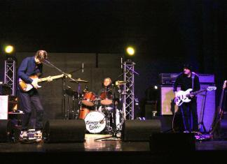 Eric Johnson Band Feature