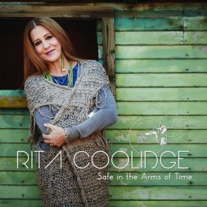 Rita Coolidge Safe in the Arms of Time Album Cover