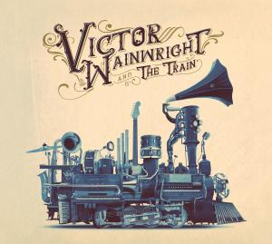 Victor Wainwright and the Train Album Cover
