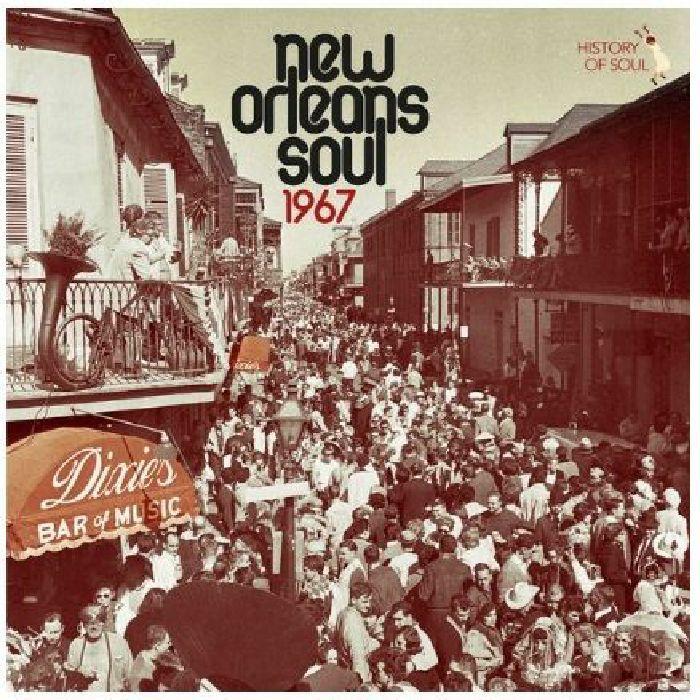 RSD New Orleans Soul 1967