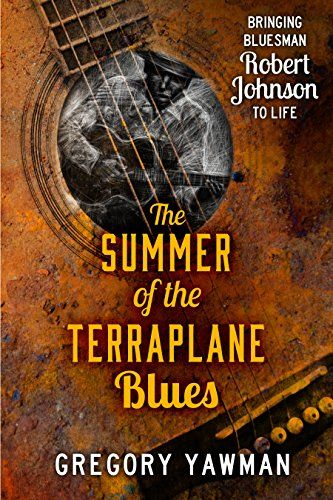 The Summer of the Terraplane Blues Cover