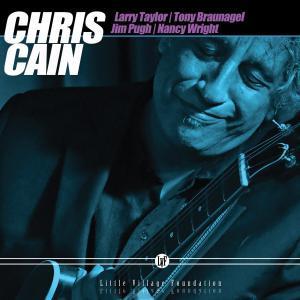 Chris Cain Album Cover