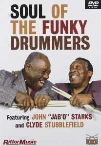 Jabo Soul of the Funky Drummers DVD