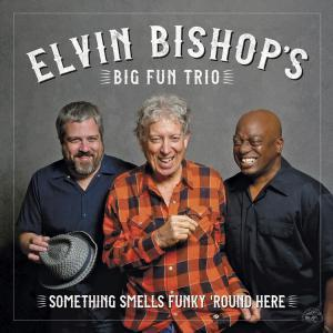Big Fun Trio Something Smells Funky 'Round Here Cover
