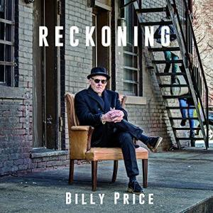 BillyPrice Reckoning Cover