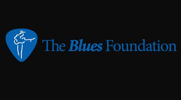 Blues Foundation Logo Black