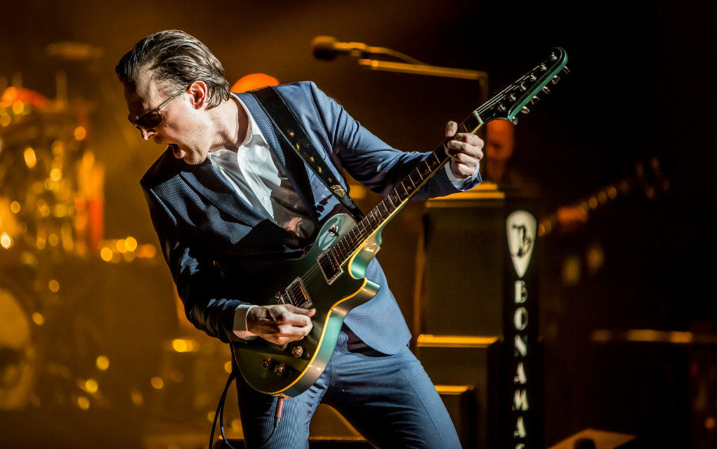 Joe Bonamassa Feature LondonJBMartyMoffattpic1