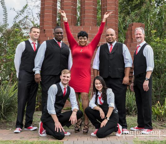 Keeshea Pratt Band Promo Photo Ron Fontenot
