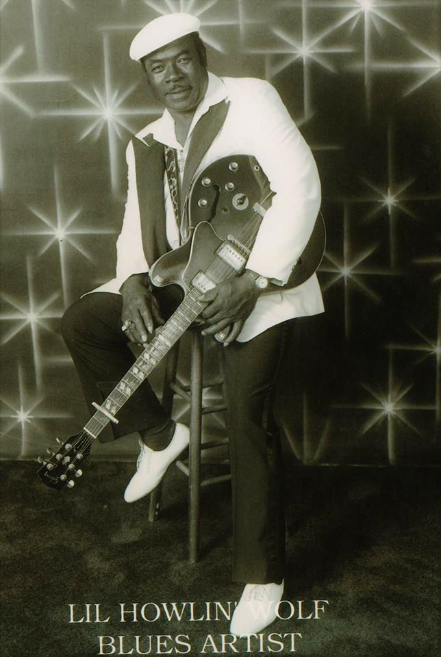 Lil Howlin Wolf Promotional Photo courtesy of Diane Sanders