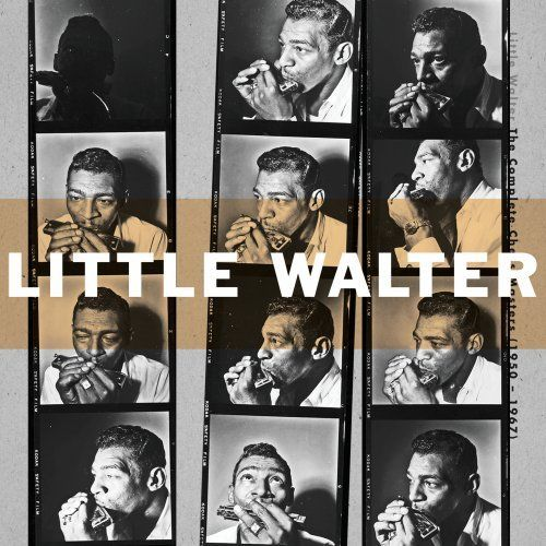 Little Walter Complete Chess Masters Cover Art