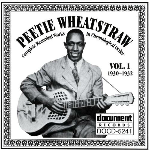 Peetie Wheatstraw album