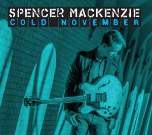 Spencer Mackenzie cold-november-cover