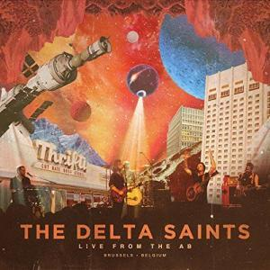 The Delta Saints Live From the AB Cover