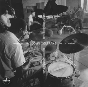 John Coltrane Both Directions at Once Cover Art